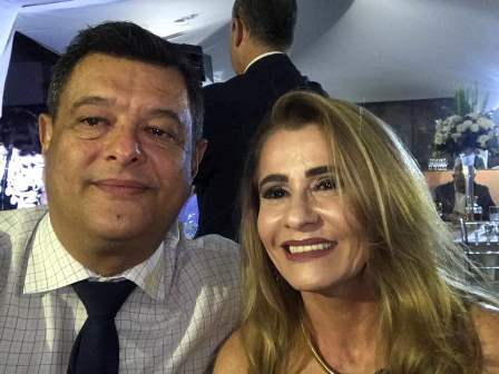 Dalvaro Silva e Ieda Pereira