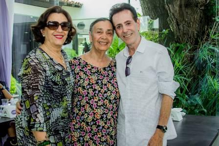 Denise Caribé Freitas, Lidia Martins e o Pitombo