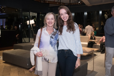 Elisa Taragano e Gabriela Rozenbaum