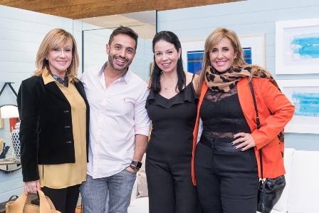 Eva Taquechel Alexandre Cardin  e Jacira Pinheiro  e Patricia Hall