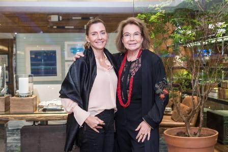 Fernanda Marcolini e Regina Raffaelli