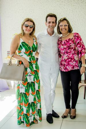 Gicelia Lopes, Pitombo e Soraia Caribé