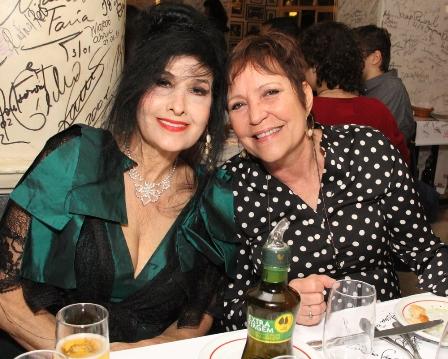 Hanna e Belisa Ribeiro