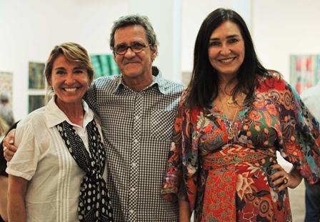 Heloisa Affonso, Daniel Damasceno e Cacu Dias