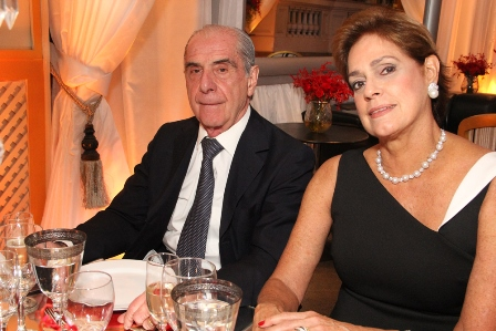 Luiz Reis e Silvia Fraga