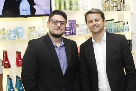 Rodrigo Neto e Sandro Amboni