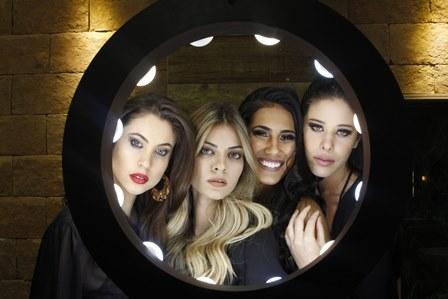 Juliana Schultz, Amanda Fenelon, Gabrielly Peçanha e Beatriz Forti