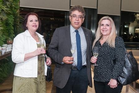 Marcia Matos Evandro Tinoco e Fatima Barbosa