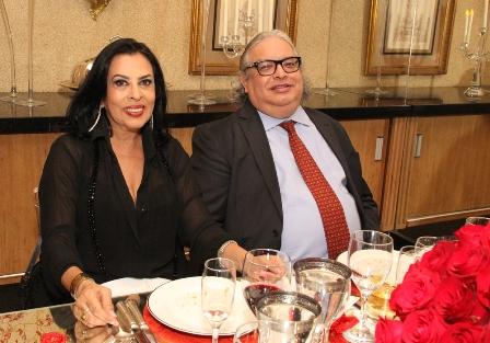 Maria Luiza de Mendonça e o juiz federaL Firly Nascimento