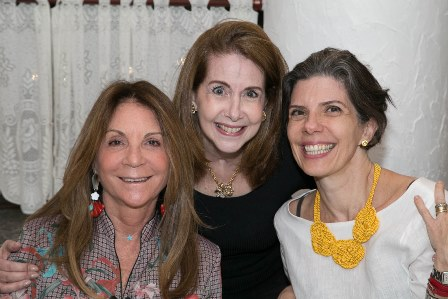 Mercedes Masque, Nelma Canelas, Isabella Sohnchen