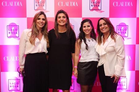 Nicole Ofeiche, Patricia Caetano, Luciana Wellisch e Luciana Josetti