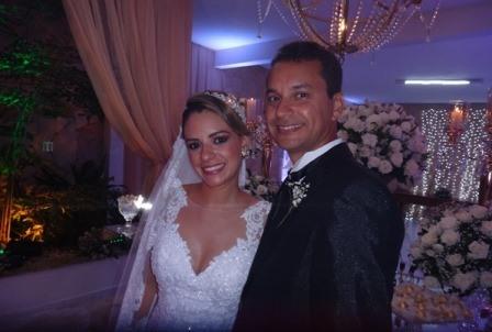 Priscila e Kleber Pinha Araújo