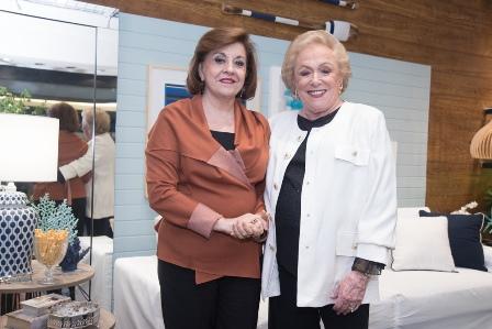 Regina Paes Leme e Rosa Kochen