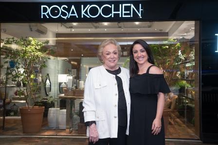 Rosa e Monica Kochen