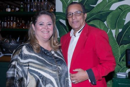 Suzana Portela e Amaro Leandro