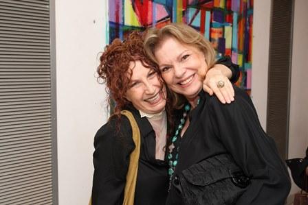Suzi Cantarino e Laura Bonfá Burnier