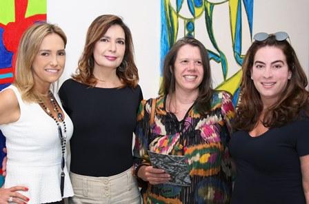 Georgia Buffara,Alice Barbosa Lima,Jenny Sabóia e Martha Faissol