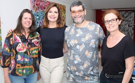 Jenny Sabóia,Alice Barbosa Lima,Helio Vianna,Patricia Cecília Burrowes