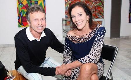 Marcos Rodrigues e Alicinha Silveira