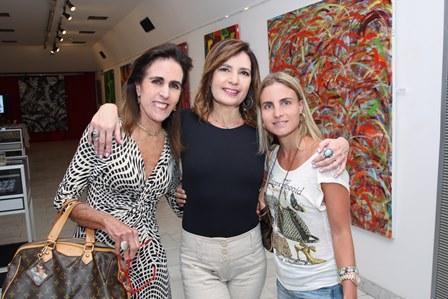 Laura Paiva,Alice Barbosa Lima e Bruna Paiva