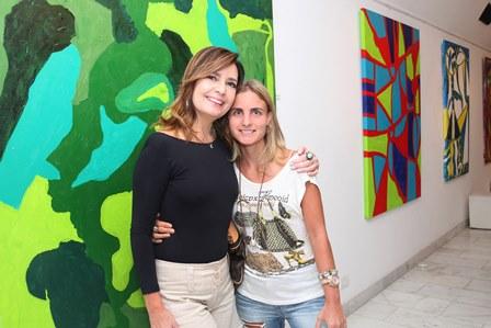 Alice Barbosa Lima e Bruna Paiva