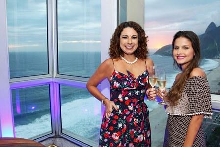 Renata Araújo e Duda Vetere
