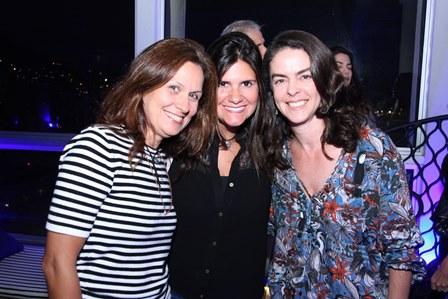 Lucia Régo,Cristiane Furtado,Flávia Torres
