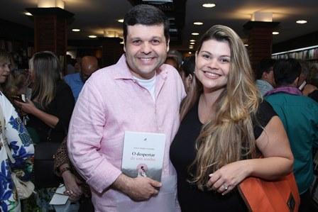 Carlos e Patricia Lamoglia