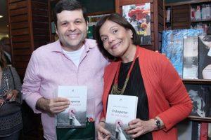 Carlos Lamoglia e Soraia Gago