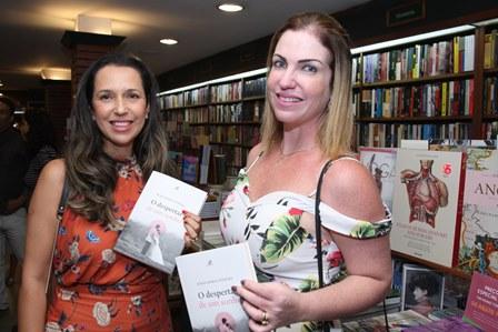 Ramonise Costa e Mariana Pinheiro Machado