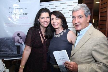 Joana Maria Teixeira , Ignez e Sergio da Costa e Silva