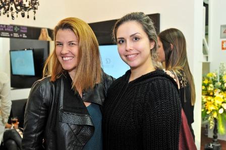 Agatha Dariux e Nayara Garbelotti