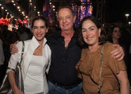 Ana Paula, José e Maria Helena Peres