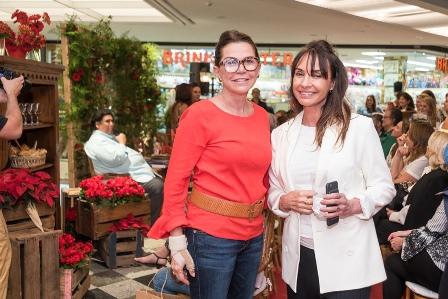 Andreia Nolasco e Gisela Carboni
