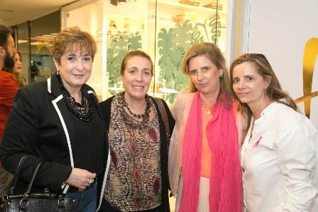 Betty Debkiewicz, Kiki Gouvêa, Kika Gama Lobo, Priscila Bentes