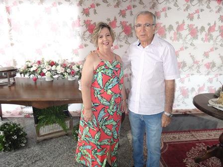 Célia e Everton Cerqueira