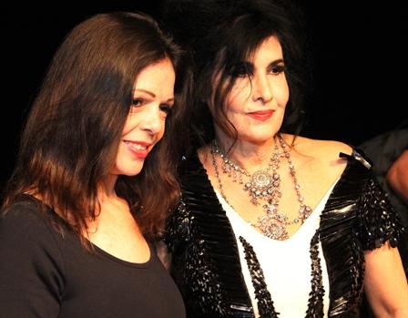 Celia Vilas Boas e Hanna