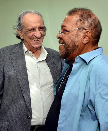 Bemvindo Sequeira e Martinho da Vila