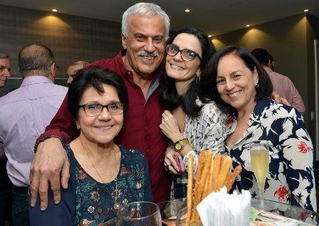Vanisa Santiago , Danilo Caymmi , Belinha Alamedra e Maria Rita Araújo
