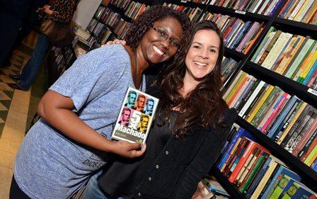 Edilene Mello e Vanessa Araújo