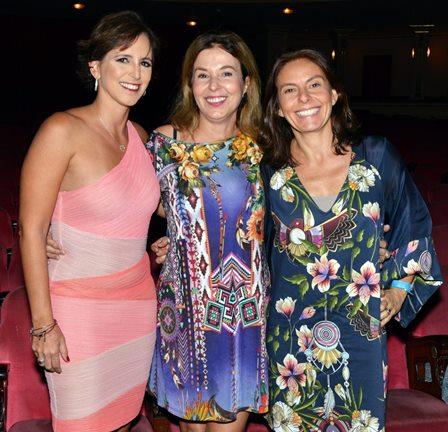 Renata Guerra , Rita Cardoso e Renata Moema
