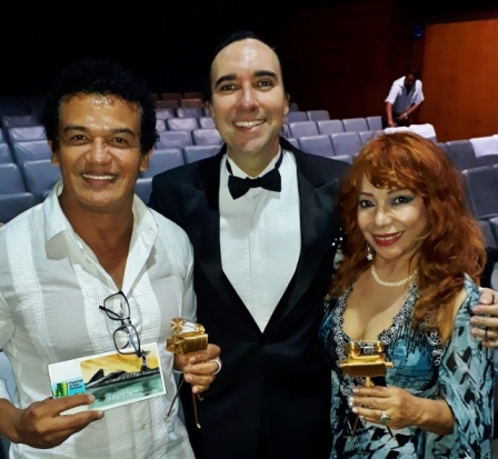 Deo Garcez, Helcio Hime e Miramar Mangabeira