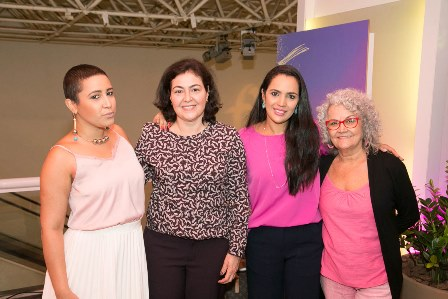 Fernanda Muniz, Patricia Canelha, Jessica Riba, Valquiria Arantes