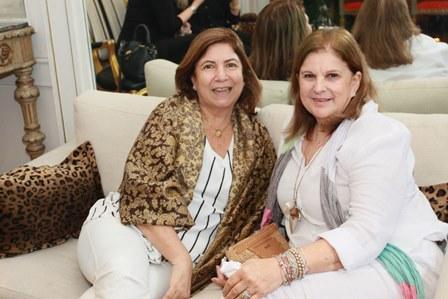 Mariana Peixoto e Jane Padilha