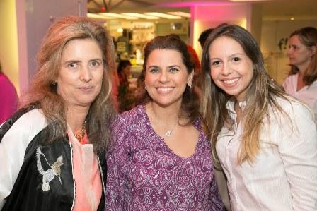 Kika Gama Lobo, Carol Fuser, Luiza Marinho