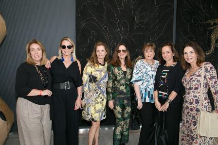 Kiki Gouvêa, Nina Kauffmann, Priscilla Bentes, Anna Tenenbaum, Betty Dabkiewicz, Patricia Quentel, Patricia Mayer