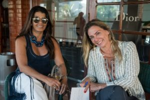 Livia Torres e Marcia Verissimo