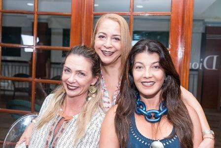Marcia Verissimo, Candida Virginia e Livia Torres