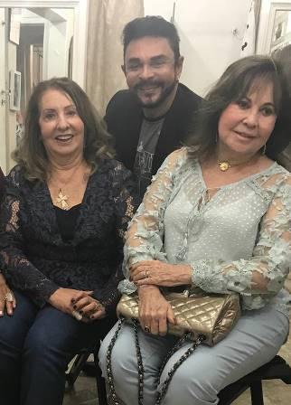 Neitinha Velloso, Julio Cesar e Juca Lisboa
