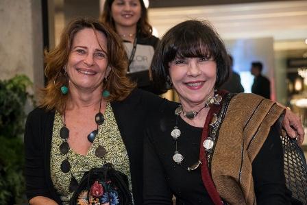 Raquel e Ana Lucia Bizinover